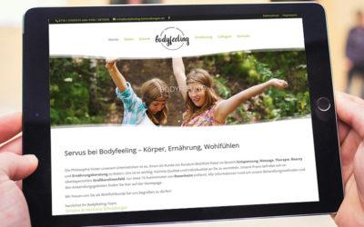 Neue Webseite geht online